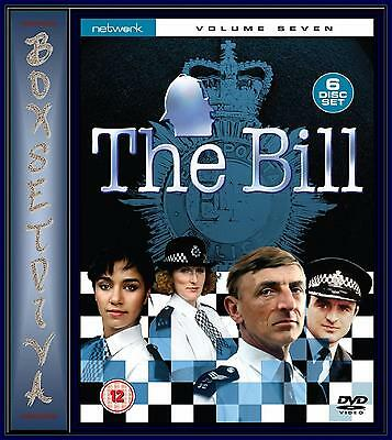 The Bill - Complete Volume 7  **Brand New Dvd **