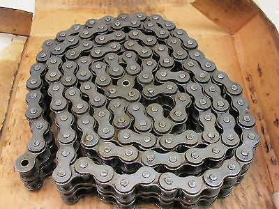 "Morse,  Roller Chain,  60-2 Double Strand,  81 3/4"" Long"