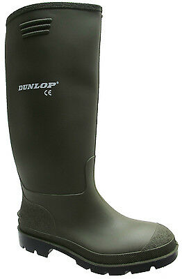 Mens Dunlop Ladies Wellies Waterproof Rain Festival Wellington Winter Boots Size