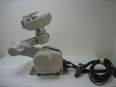 MECS UTM3500NS Wafer Handling Robot and cables