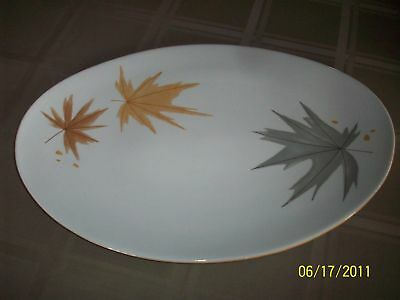 "Iroquois Ben Seibel Harvest Time 15"" Serving Platter"