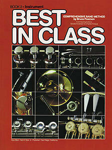 Best in Class - Comprehensive Band Method, Book 2 - Bass Clarinet