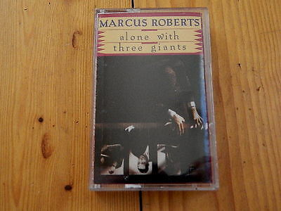 Marcus Roberts  Alone With Three Giants RCA