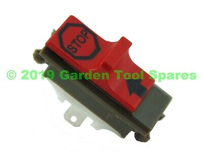 New On Off Stop Switch To Fit Husqvarna Chainsaw 362 365 371 372
