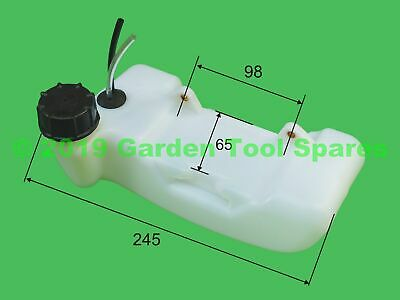 Gts Complete Fuel Tank To Fit Various Strimmer Trimmer Brushcutter New