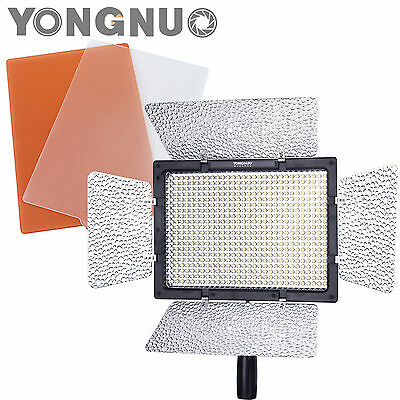 Yongnuo YN-600 L 600pcs LED Studio Video Light 5500K For Canon Nikon Sony Camera