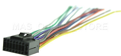 PHASE LINEAR WIRE Harness UV7 UV7I UV8 UV8I UV9I UV10 ... on phase linear uv8020 wiring harness, jvc car stereo wiring harness, jensen vm9212n wiring harness,