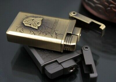 Brand New inc Alloy Transformers lighter windproof lighter 2 colous