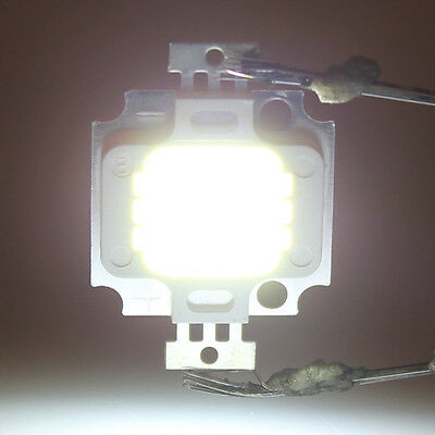 10W 900LM High Power Square LED Bulb Bright Light Lamp Beads Warm Cool White DIY