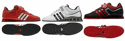 NEW MENS ADIDAS adiPOWER WEIGHT LIFTING SHOES - ALL SIZES