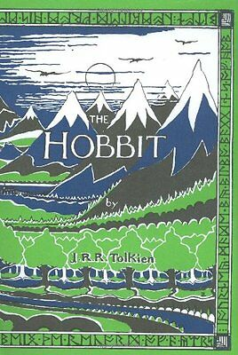 The Hobbit Book By J R R Tolkien Hardcover