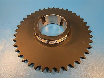 "Martin Sprocket & Gear 50BTB40 2012, 50 BTB 40, 5/8"" Pitch, Taperbushed, 50btb"