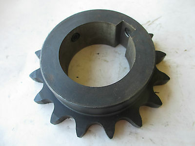 "Martin Sprocket & Gear 80B16, 80B 16, 2 5/8"",Finished Bore Sprocket"