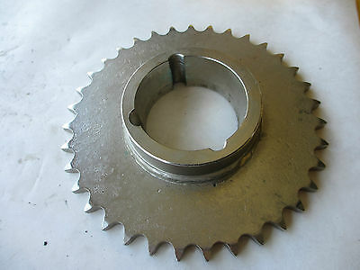 Martin Sprocket & Gear 50BTB35SS 2012, 50BTB-35-SS,Taperbushed Stainless Steel