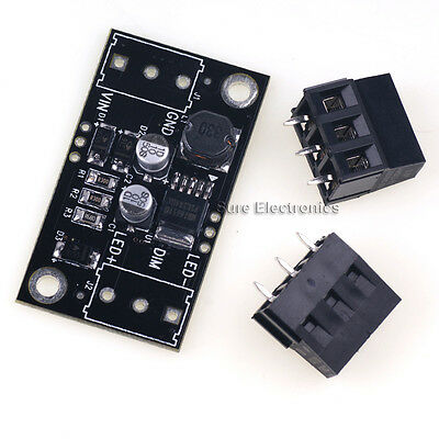 5w LED Driver board buck Constant Current 1A Step-down DC/DC power supply