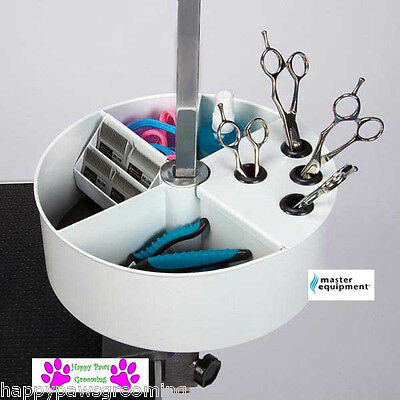 ME Pro GROOMING SIDEKICK Tool Blade Shear GROOMER ORGANIZER Rack for Table Arm