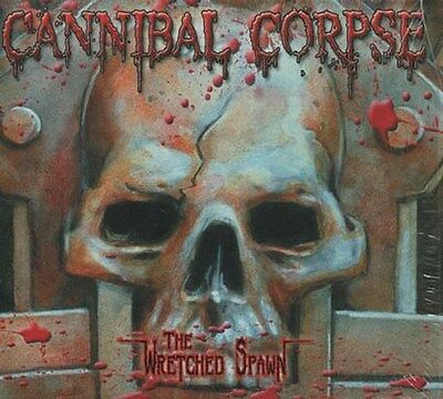 "CANNIBAL CORPSE ""The wretched spawn"" (CD+DVD Digipack)"