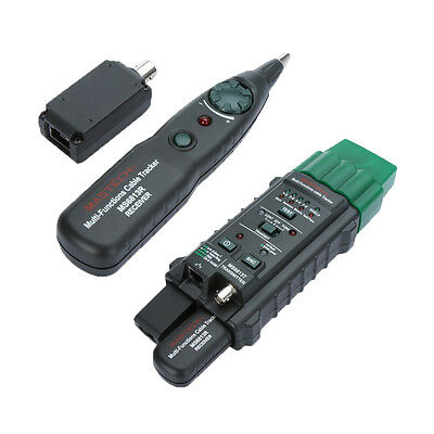 Multifunctional Handheld Network Cable Tester Telephone Line Detector Tracker