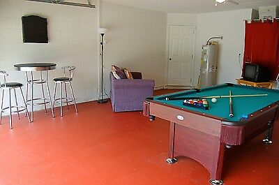 722 4 Bedroom Vacation Home in Gated Community with Pool Disney Orlando Florida