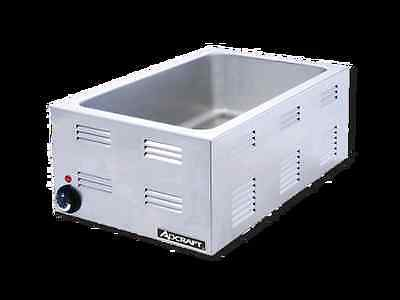 Adcraft FW-1200W Commercial Food Warmer Portable Steam Table