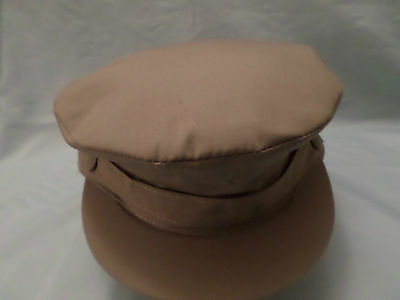Showerproof Captain Nelson Bretton Sailing Barge Fidler Cap Made In England