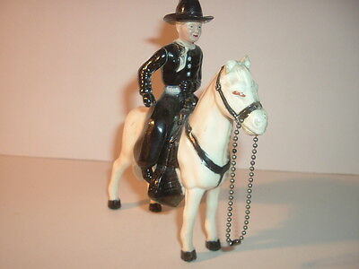 1950's Ideal Hopalong Cassidy with Topper Set 1