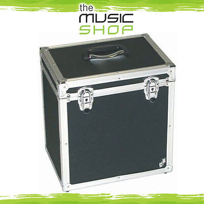 "CNB Pro LP Record Road Case - Holds 50 12"" Records - Great for DJ's - Vinyl"