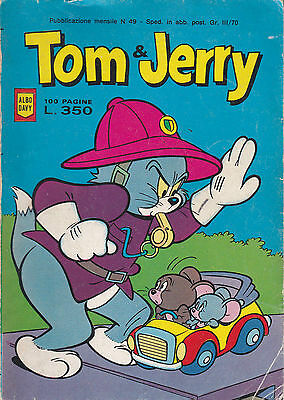 TOM & JERRY N° 49  anno 1978