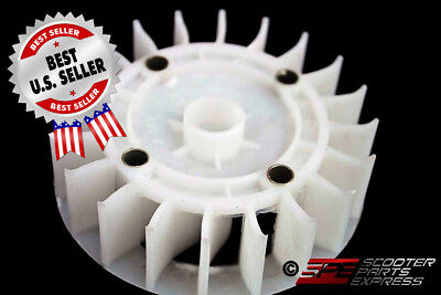 FAN  COOLING STATOR FLYWHEEL GY6 50 139QMB SCOOTERS MOPEDS ~ US Seller.