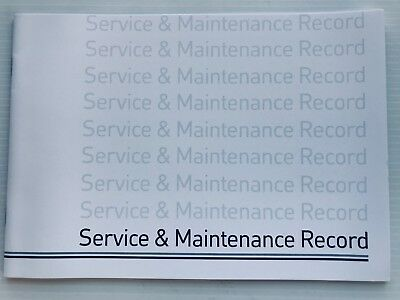 HONDA Service Book  New Unstamped History Maintenance Record - Free Postage