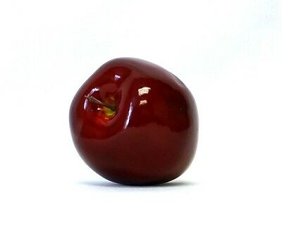 Artificial Apple Red Delicious Large - Fruit Apples Plastic Fake Decorative
