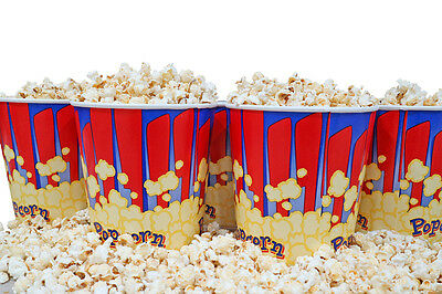 Popcorn Cups Tubs 130oz Great for a Cinema Night from Empire Popcorn Supplies
