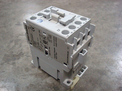 USED Allen Bradley 700-CF310* Control Relay Series A 110/120V Coil