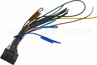 Kenwood Kdc X396 Kdc X395 Genuine Wire Harness pay Today kenwood kdc hd262u wiring harness to 1995 ford kenwood kdc hd262u kenwood kdc hd262u wiring diagram at alyssarenee.co