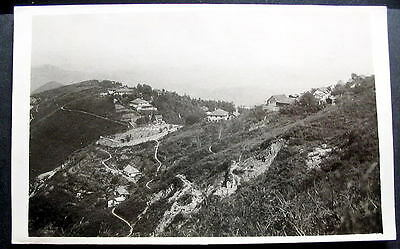 CHINA REAL PHOTO PC Houses on Mountainside