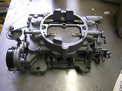 AMX--AMC-343ci----CARTER  AFB- CARBURETOR--# 4468S--J7--1968