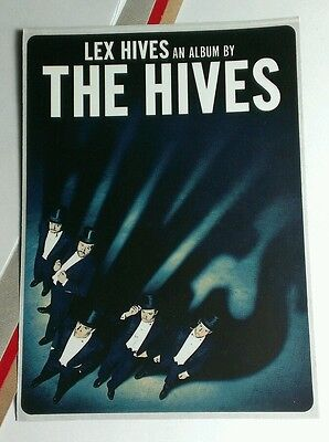 The Hives Lex Hives Music Rare Sticker