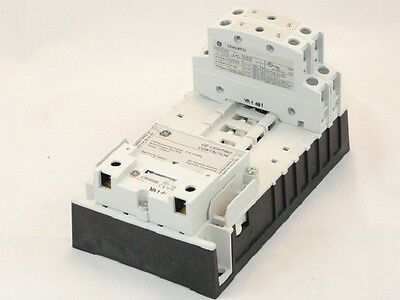 New General Electric CR463L40ALA 4 Pole NO 208 volt Electrically Held Contactor