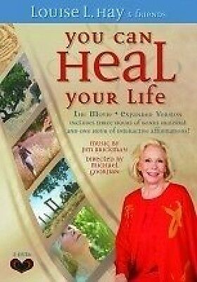 You Can Heal Your Life DVD by Louise L. Hay NEW