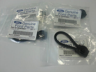 Genuine Ford Tonneau Cover Tarp Strap Brand New Set Of 4 AU BA BF Utility