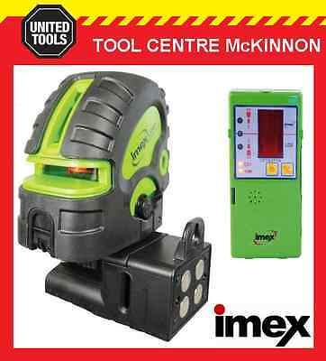 Imex Lx25P Combination Dot And Line Laser Level With Detector – 2 Year Warranty