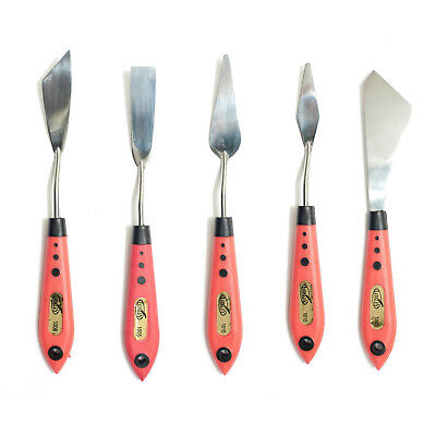 Loxley Ashgate Artists Palette / Painting Knives - 10 Sizes & Shapes Available
