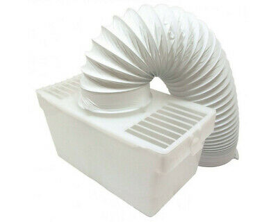 Hotpoint & Creda Tumble Dryer CONDENSER VENT KIT Box With Hose