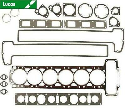 New Lucas Head Gasket Set for 1979-1987 Jaguar XJ6 Made in the UK