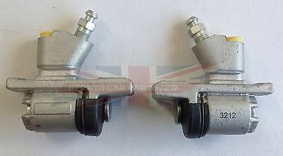 Pair of New Rear Wheel Cylinders for Triumph Spitfire 1962-1970 GT6 to KC7278