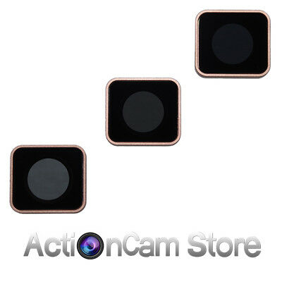 Cinema Series Filter 3 Pack ND8 ND16 ND32 PolarPro for GoPro HERO5