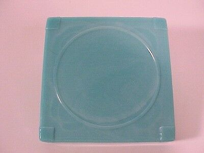 Westite Turquoise Vase Stand / Pot Stand / HTF