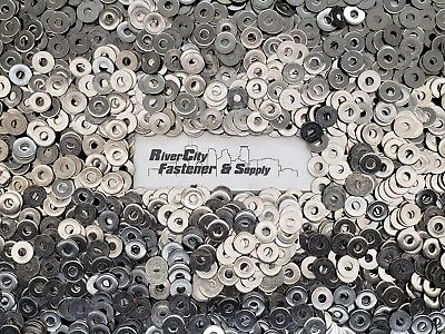 (25) M6 or 6mm  18-8 / A2 Stainless Steel Fender Washers Metric M6x18mm 25 pcs