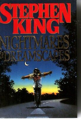 Stephen King Nightmares & Dreamscapes Book