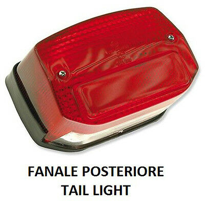 Faretto Faro Fanale Posteriore Bmw R850Gs 1997-2000 R850R 1994-2002 Tail Light